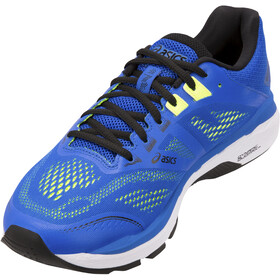 asics GT-2000 7 Chaussures running Homme, illusion blue/black